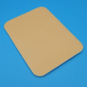 absorbent silicone foam dressing